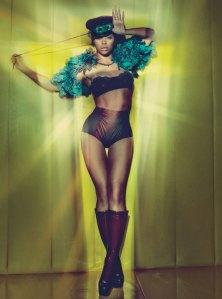 Beyoncé X W Magazine July 2011 -2016.4.26-