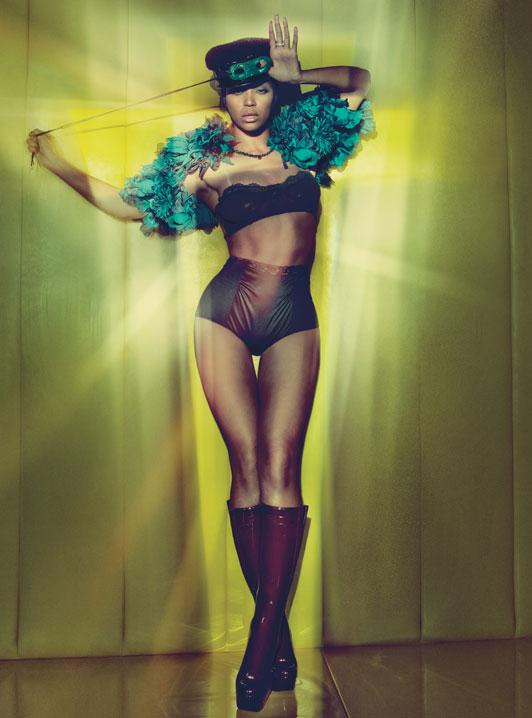 Beyonce W Magazine July 2011