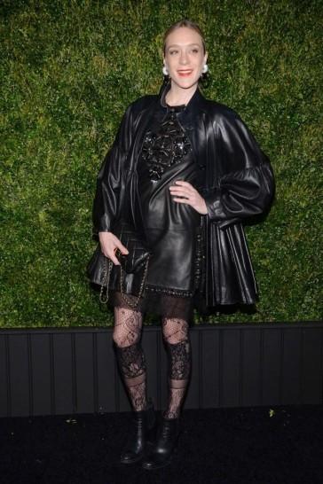 Chloe Sevigny in Chanel Pre-Fall 2016-1