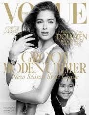 Doutzen Kroes Vogue Netherlands March 2015 Cover