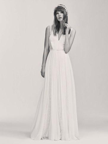 Elie Saab Bridal Spring 2017 Look 12