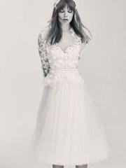 Elie Saab Bridal Spring 2017 Look 14