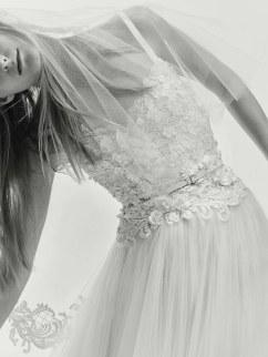 Elie Saab Bridal Spring 2017 Look 18