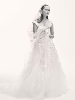 Elie Saab Bridal Spring 2017 Look 20