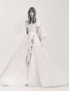 Elie Saab Bridal Spring 2017 Look 26