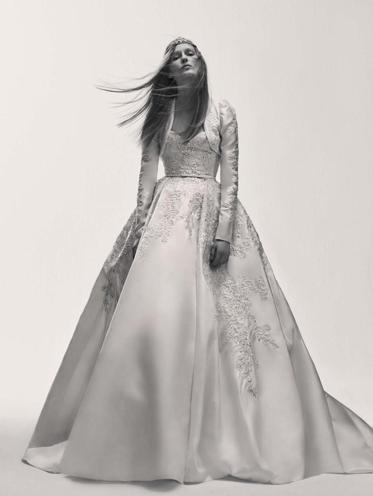 Elie Saab Bridal Spring 2017 Look 27