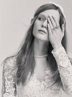 Elie Saab Bridal Spring 2017 Look 5