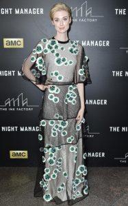 The Night Manager LA Premiere— Elizabeth Debicki -2016.4.7-