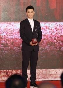 黃曉明 in Dior Homme Spring 2016 -2016.4.25-