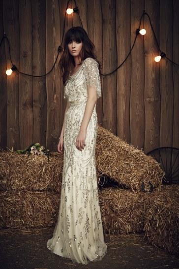 Jenny Packham Bridal Spring 2017 Look 11