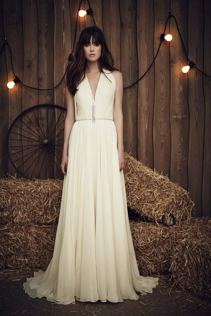 Jenny Packham Bridal Spring 2017 Look 21
