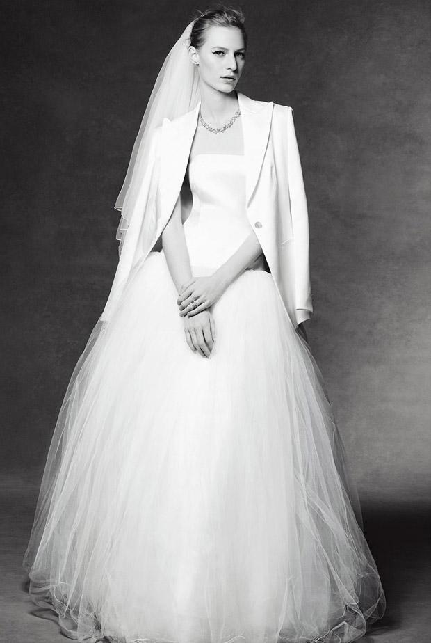 Julia Nobis for Tiffany & Co Spring Summer 2016