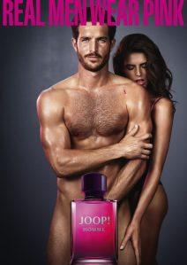 Justice Joslin X JOOP! Homme Sport Fragrance Campaign -2016.4.18-