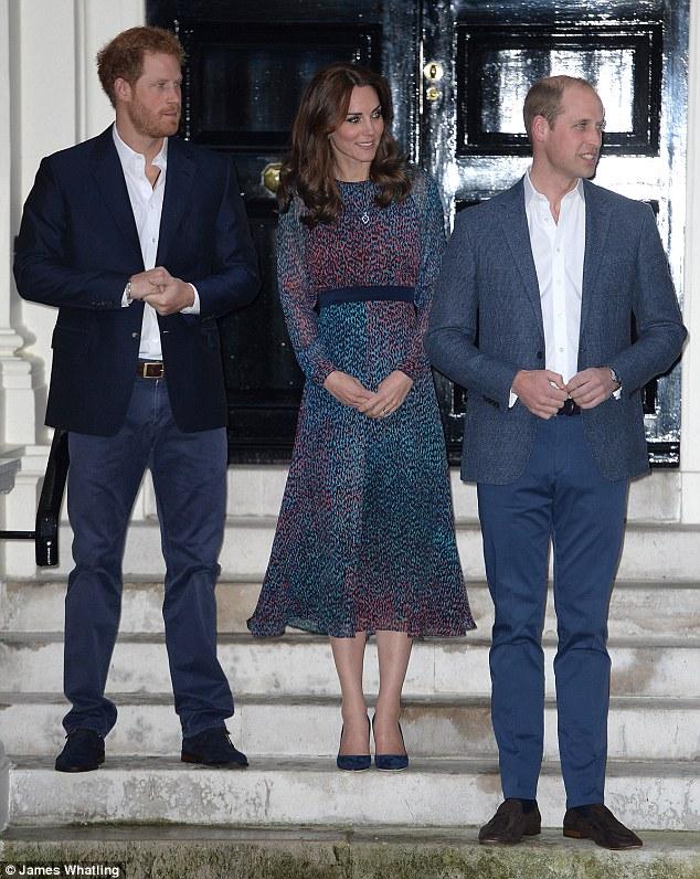 Kate Middleton in L.K.Bennett Addison Dress