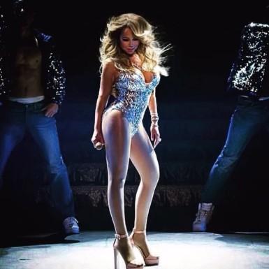 Mariah Carey Sweet Fantasy Tour
