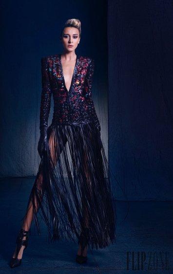 Nicolas Jebran Fall 2016 Couture Look 11