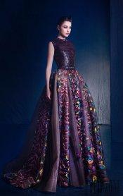 Nicolas Jebran Fall 2016 Couture Look 12