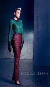Nicolas Jebran Fall 2016 Couture Look 14
