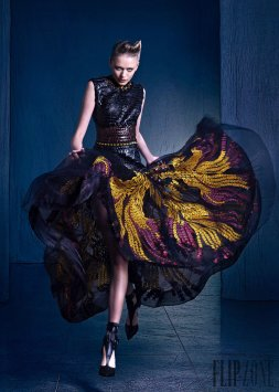 Nicolas Jebran Fall 2016 Couture Look 16