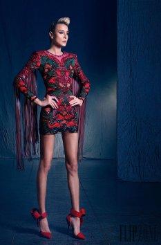Nicolas Jebran Fall 2016 Couture Look 18