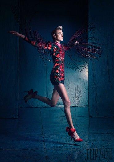 Nicolas Jebran Fall 2016 Couture Look 2