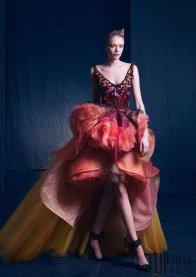 Nicolas Jebran Fall 2016 Couture Look 21