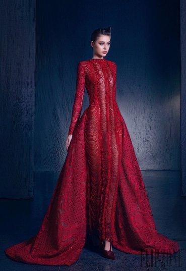 Nicolas Jebran Fall 2016 Couture Look 23