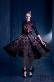 Nicolas Jebran Fall 2016 Couture Look 25