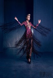 Nicolas Jebran Fall 2016 Couture Look 26