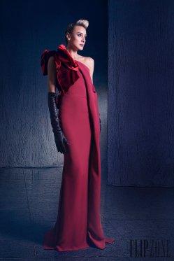 Nicolas Jebran Fall 2016 Couture Look 31