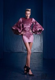 Nicolas Jebran Fall 2016 Couture Look 33