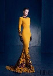 Nicolas Jebran Fall 2016 Couture Look 34