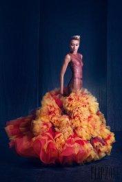 Nicolas Jebran Fall 2016 Couture Look 35