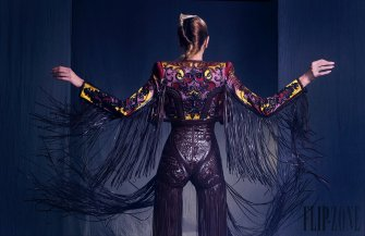 Nicolas Jebran Fall 2016 Couture Look 37