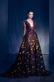 Nicolas Jebran Fall 2016 Couture Look 6