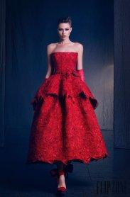 Nicolas Jebran Fall 2016 Couture Look 8