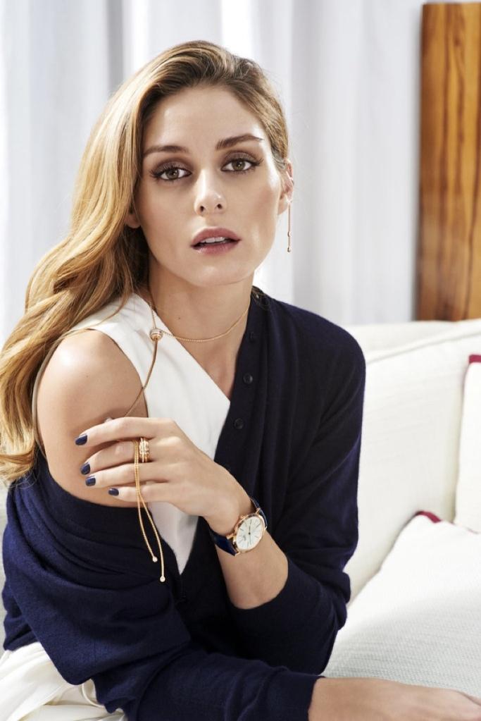 Olivia Palermo Piaget Possession 2016 Campaign