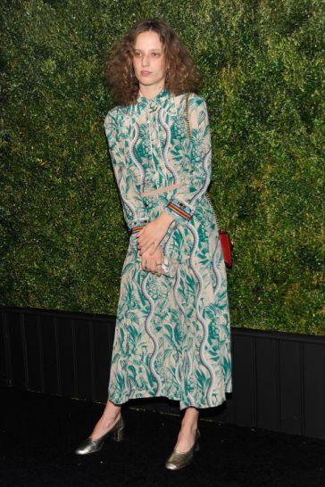 Petra Collins in Gucci Spring 2016-1