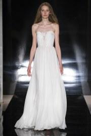 Reem Acra Bridal Spring 2017 Look 1