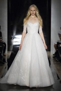 Reem Acra Bridal Spring 2017 Look 18