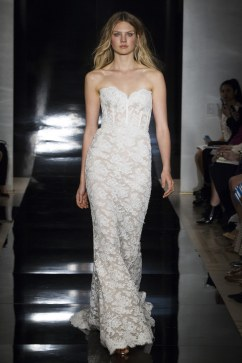 Reem Acra Bridal Spring 2017 Look 5
