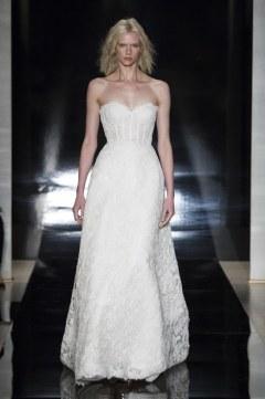 Reem Acra Bridal Spring 2017 Look 7