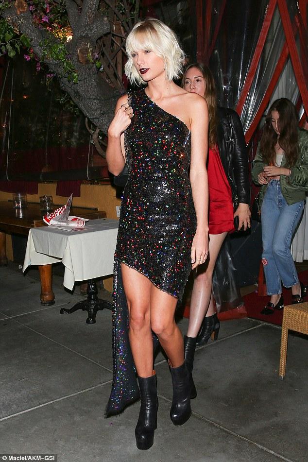 Taylor Swift in Haney