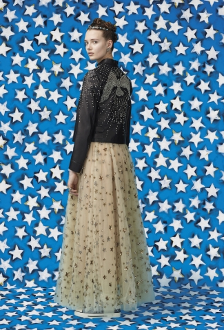 Valentino Wonder Woman Capsule Collection Look 10