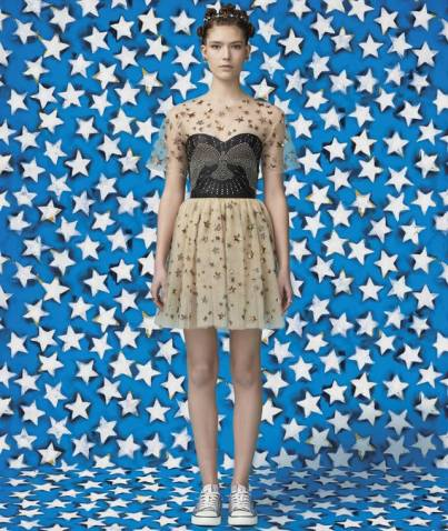 Valentino Wonder Woman Capsule Collection Look 11