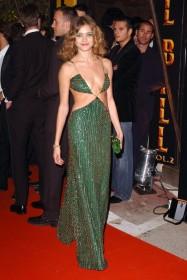 2004 Canne Natalia Vodianova in Roberto Cavalli