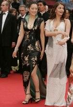 2004 Cannes Gong Li