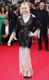 2008 Cannes Madonna in Chanel Spring 2007 Couture