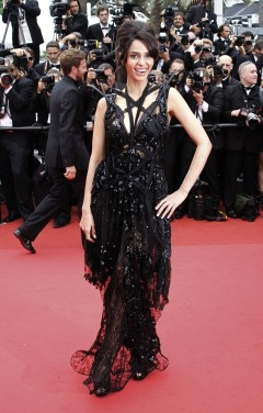 2011 Cannes Mallika Sherawat