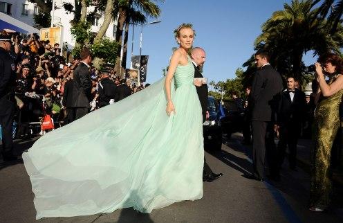 DIANE KRUGER at Cannes Film Festival